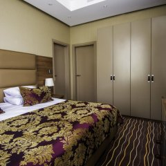Апартаменты Uavoyage Khreschatyk Apartments комната для гостей фото 3