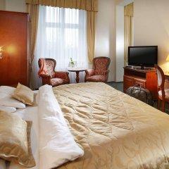 Отель Imperial Spa & Kurhotel Чехия, Франтишкови-Лазне - отзывы, цены и фото номеров - забронировать отель Imperial Spa & Kurhotel онлайн комната для гостей