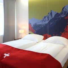 Отель Helvetia Hotel Munich City Center Германия, Мюнхен - 2 отзыва об отеле, цены и фото номеров - забронировать отель Helvetia Hotel Munich City Center онлайн комната для гостей фото 5