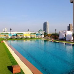 Отель Evergreen Place Siam by UHG Таиланд, Бангкок - 1 отзыв об отеле, цены и фото номеров - забронировать отель Evergreen Place Siam by UHG онлайн бассейн