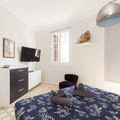 Отель Design Guestroom Barcelona Arc de Triomf Барселона удобства в номере фото 2