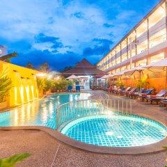 Kata Silver Sand Hotel бассейн фото 3