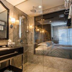 DoubleTree by Hilton Hotel Izmir Airport Турция, Измир - отзывы, цены и фото номеров - забронировать отель DoubleTree by Hilton Hotel Izmir Airport онлайн ванная фото 2