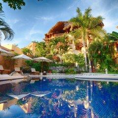 Отель La Villa Luz Adults Only бассейн фото 3
