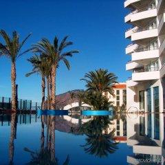 Отель LTI - Pestana Grand Ocean Resort Hotel Португалия, Фуншал - 1 отзыв об отеле, цены и фото номеров - забронировать отель LTI - Pestana Grand Ocean Resort Hotel онлайн бассейн