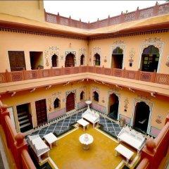 Отель Chokhi Dhani Resort Jaipur балкон