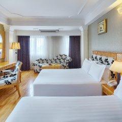 Отель Silverland Central - Tan Hai Long Хошимин комната для гостей