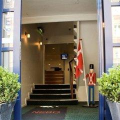 Отель City Hotel Nebo Дания, Копенгаген - - забронировать отель City Hotel Nebo, цены и фото номеров интерьер отеля фото 3