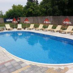 Отель Hanovete Hotel Болгария, Шумен - отзывы, цены и фото номеров - забронировать отель Hanovete Hotel онлайн бассейн