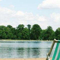 Отель Seraphine London Kensington Gardens Великобритания, Лондон - отзывы, цены и фото номеров - забронировать отель Seraphine London Kensington Gardens онлайн приотельная территория фото 2