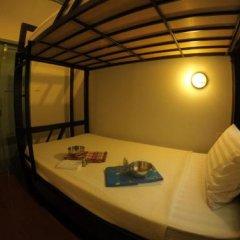 Отель La Moon Hostel Таиланд, Бангкок - отзывы, цены и фото номеров - забронировать отель La Moon Hostel онлайн ванная фото 2