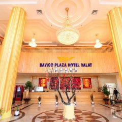 Bavico Plaza Hotel Dalat Далат интерьер отеля фото 2