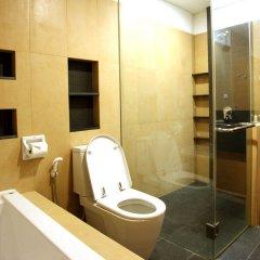 Отель Shama Sukhumvit Бангкок ванная