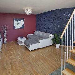 Апартаменты New Town - Apple Apartments комната для гостей фото 13