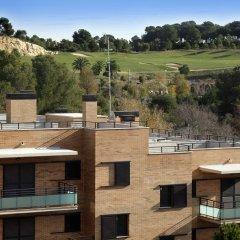 Отель Pierre & Vacances Residence Salou Испания, Салоу - отзывы, цены и фото номеров - забронировать отель Pierre & Vacances Residence Salou онлайн спортивное сооружение