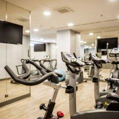 Отель Crowne Plaza Porto Порту фитнесс-зал фото 3