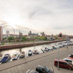 Апартаменты Dom & House - Apartments Waterlane парковка