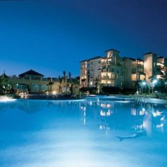 Отель Marriott's Marbella Beach Resort бассейн фото 2