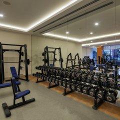 The Sense De Luxe Hotel – All Inclusive Сиде фитнесс-зал фото 4