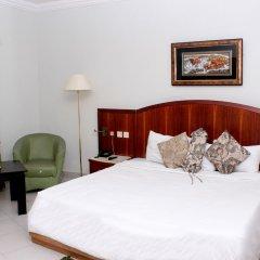Отель Princeville Hotels Нигерия, Калабар - отзывы, цены и фото номеров - забронировать отель Princeville Hotels онлайн комната для гостей фото 2