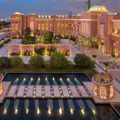 Emirates Palace Hotel Абу-Даби фото 2