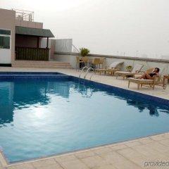 Smana Hotel Al Raffa Дубай бассейн фото 3