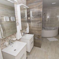 Отель Vracar Resort Сербия, Белград - отзывы, цены и фото номеров - забронировать отель Vracar Resort онлайн ванная фото 2