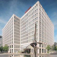 Отель Berlin Marriott Hotel Германия, Берлин - 3 отзыва об отеле, цены и фото номеров - забронировать отель Berlin Marriott Hotel онлайн вид на фасад