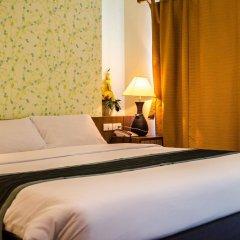 Отель The Platinum Suite комната для гостей