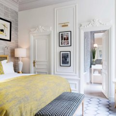 Отель Sofitel Paris Le Faubourg Франция, Париж - 3 отзыва об отеле, цены и фото номеров - забронировать отель Sofitel Paris Le Faubourg онлайн комната для гостей фото 4