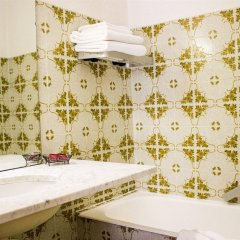 Отель Les Bains ванная