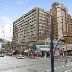 Отель Sandman Hotel Vancouver City Centre Канада, Ванкувер - отзывы, цены и фото номеров - забронировать отель Sandman Hotel Vancouver City Centre онлайн фото 2
