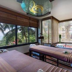 Отель Garden Cliff Resort and Spa спа