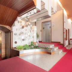 Albergo Residence Italia Vintage Hotel Порденоне интерьер отеля