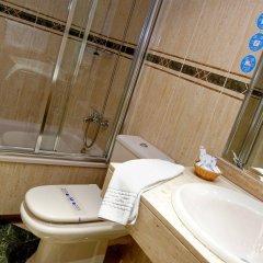 Отель Hostal Silserranos ванная фото 2