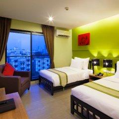 Отель Livotel Hotel Lat Phrao Bangkok Таиланд, Бангкок - отзывы, цены и фото номеров - забронировать отель Livotel Hotel Lat Phrao Bangkok онлайн комната для гостей