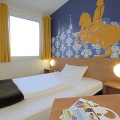 Отель B&B Hotel Dresden Германия, Дрезден - отзывы, цены и фото номеров - забронировать отель B&B Hotel Dresden онлайн комната для гостей фото 3