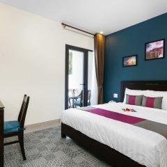 Отель Hoi An Golden Holiday Villa комната для гостей фото 2