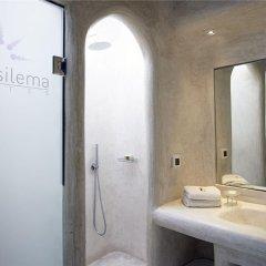 Отель Iliovasilema Suites Греция, Остров Санторини - отзывы, цены и фото номеров - забронировать отель Iliovasilema Suites онлайн ванная