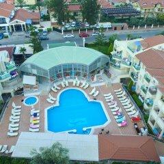 Belcehan Deluxe Hotel Турция, Олудениз - отзывы, цены и фото номеров - забронировать отель Belcehan Deluxe Hotel онлайн с домашними животными