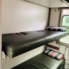 Отель Train Cabin Hostel Бельгия, Брюссель - отзывы, цены и фото номеров - забронировать отель Train Cabin Hostel онлайн удобства в номере