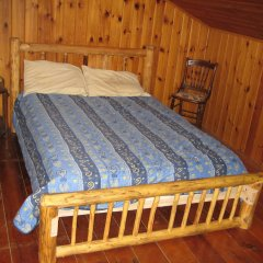 Отель Algonquin Eco-Lodge комната для гостей