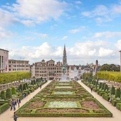 Апартаменты City Center Apartments - Grand-place Брюссель приотельная территория