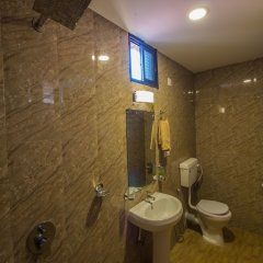 Отель OYO 11875 Home Exotic Stay Siolim Гоа ванная