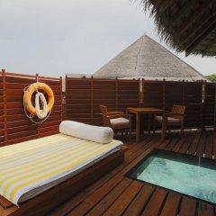 Отель Adaaran Select Meedhupparu Медупару комната для гостей фото 5