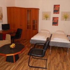 Отель Duval Германия, Франкфурт-на-Майне - отзывы, цены и фото номеров - забронировать отель Duval онлайн комната для гостей фото 4