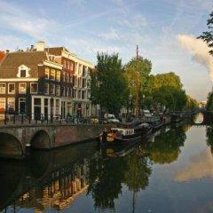 Отель Sint Nicolaas Нидерланды, Амстердам - 1 отзыв об отеле, цены и фото номеров - забронировать отель Sint Nicolaas онлайн приотельная территория фото 2
