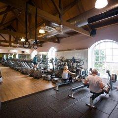 Отель Combe Grove фитнесс-зал