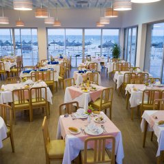 Отель Calimera Yati Beach All Inclusive Тунис, Мидун - отзывы, цены и фото номеров - забронировать отель Calimera Yati Beach All Inclusive онлайн питание фото 3