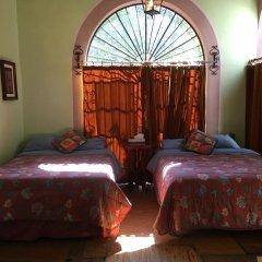 Отель Hacienda San Pedro Nohpat комната для гостей фото 4